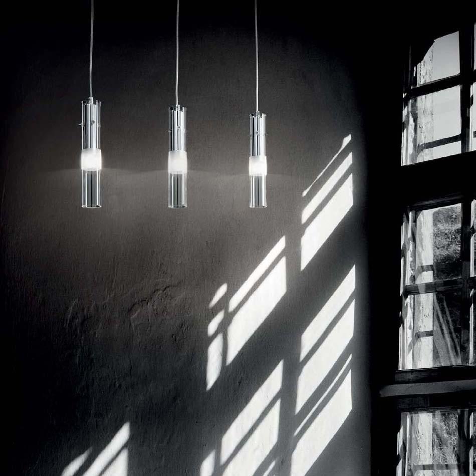 Lampade 32 sospensione Ideal Lux Bar- Bruni Arredamenti