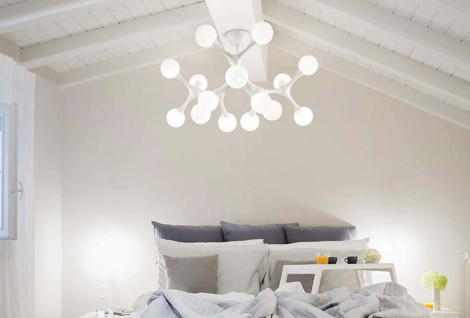 Lampade 33 parete soffitto Ideal Lux Nodino – Bruni Arredamenti