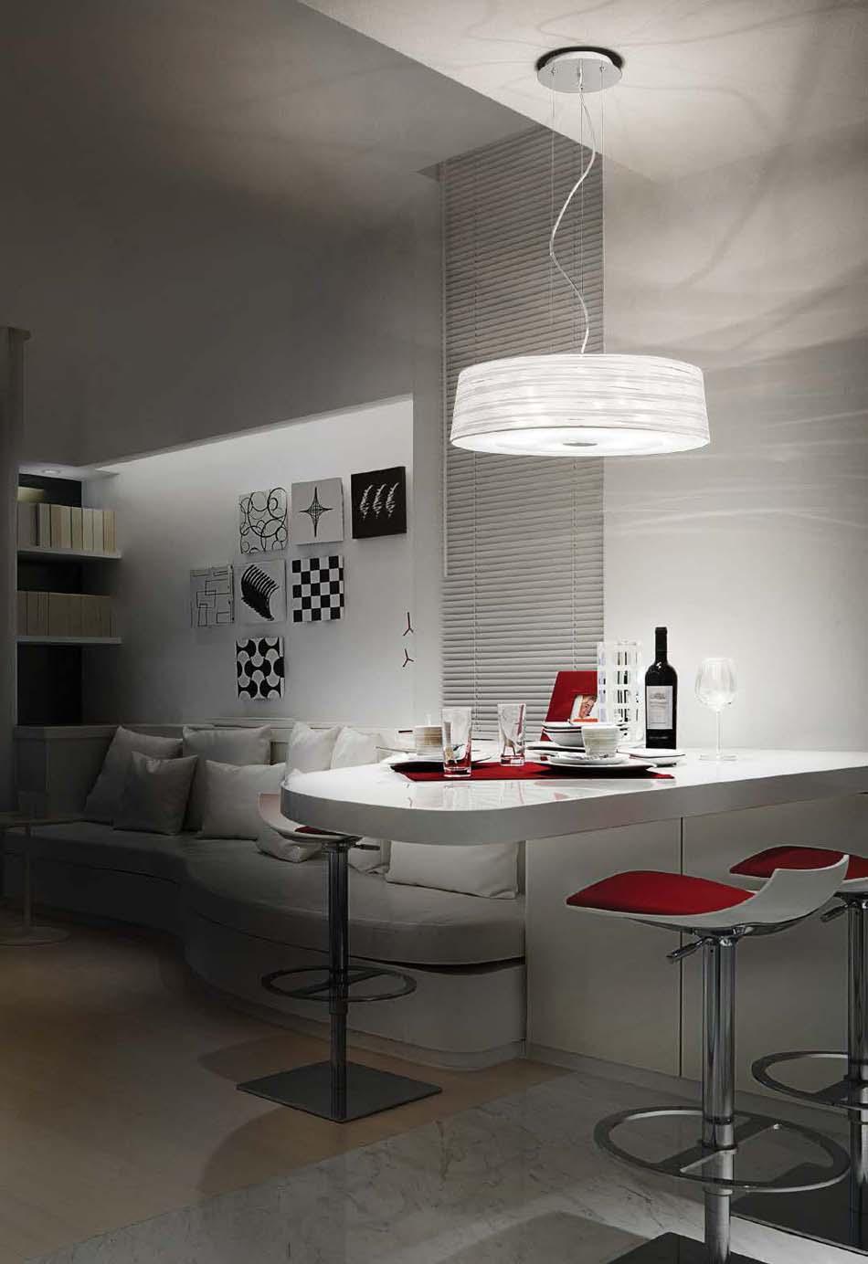 Lampade 39 sospensione Ideal Lux Isa – Bruni Arredamenti