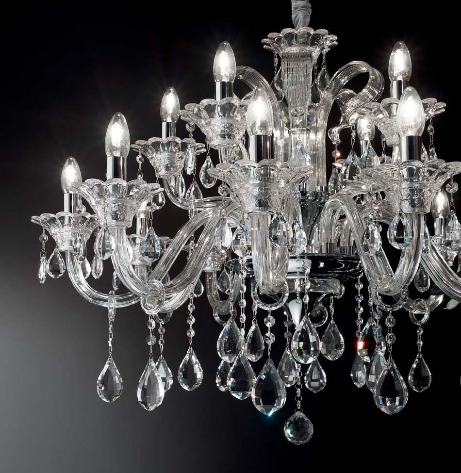 Lampade 42 sospensione Classico Ideal Lux Colossal – Bruni Arredamenti