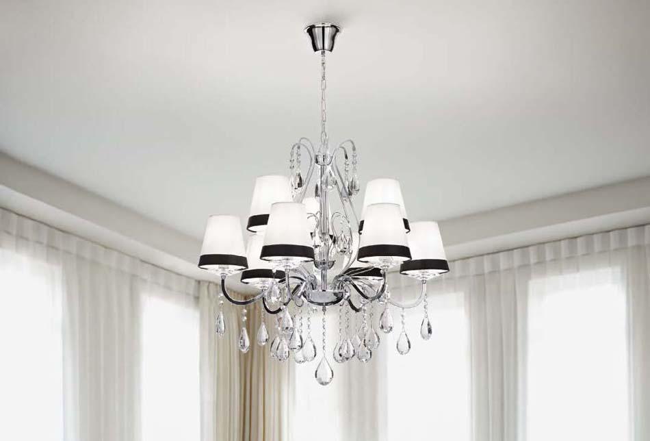 Lampade 45 sospensione Classico Ideal Lux Domus – Bruni Arredamenti