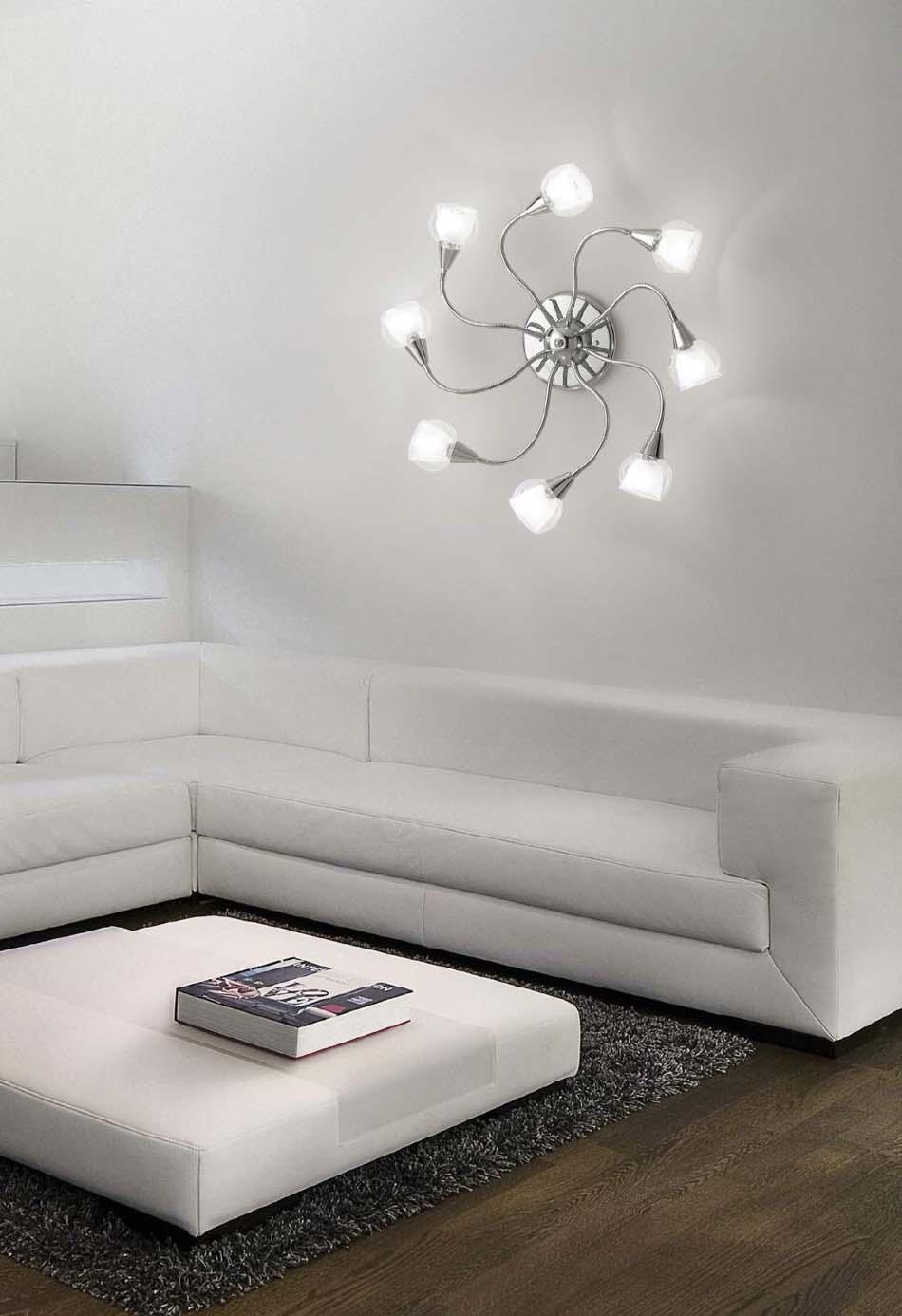 Lampade 47 parete soffitto Ideal Lux Tender – Bruni Arredamenti