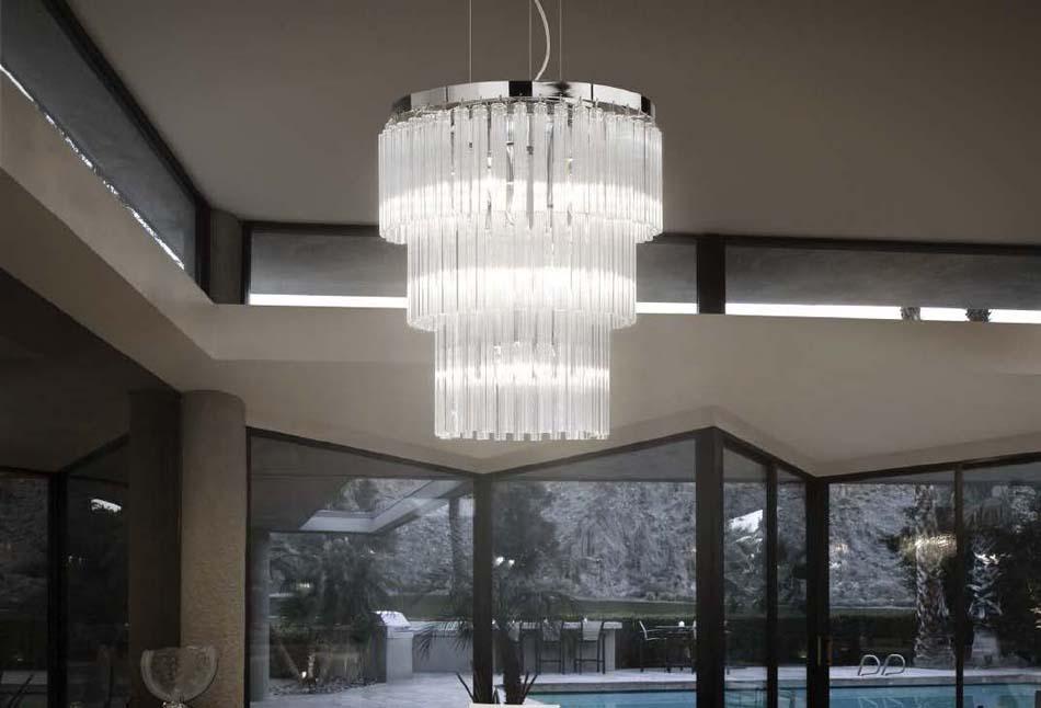 Lampade 48 sospensione Classico Ideal Lux Elegant – Bruni Arredamenti