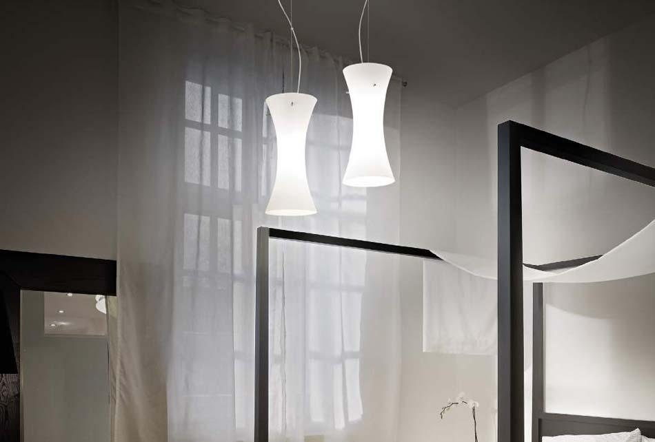 Lampade 50 sospensione Ideal Lux Elica – Bruni Arredamenti