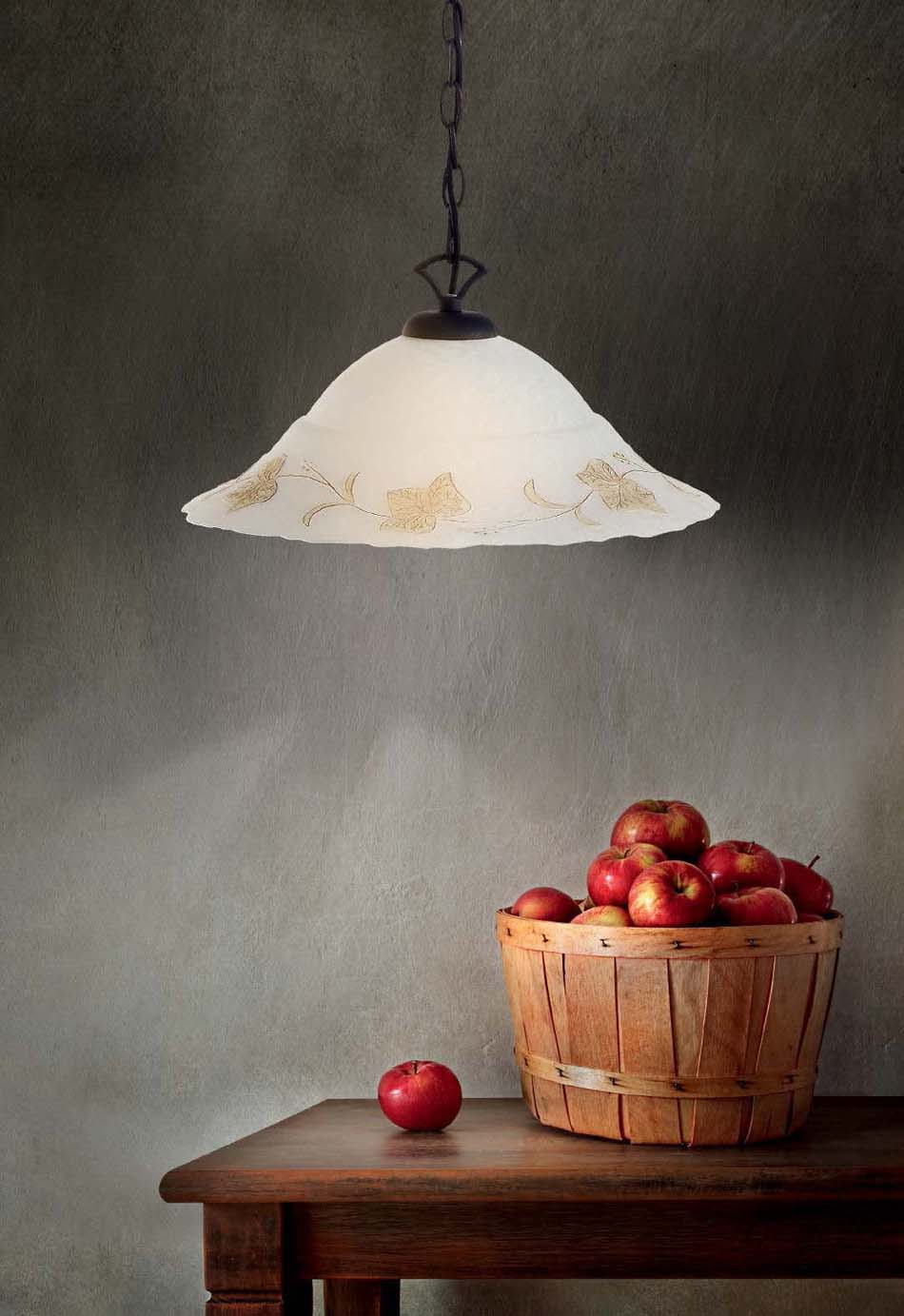 Lampade 52 sospensione Classico Ideal Lux Foglia – Bruni Arredamenti