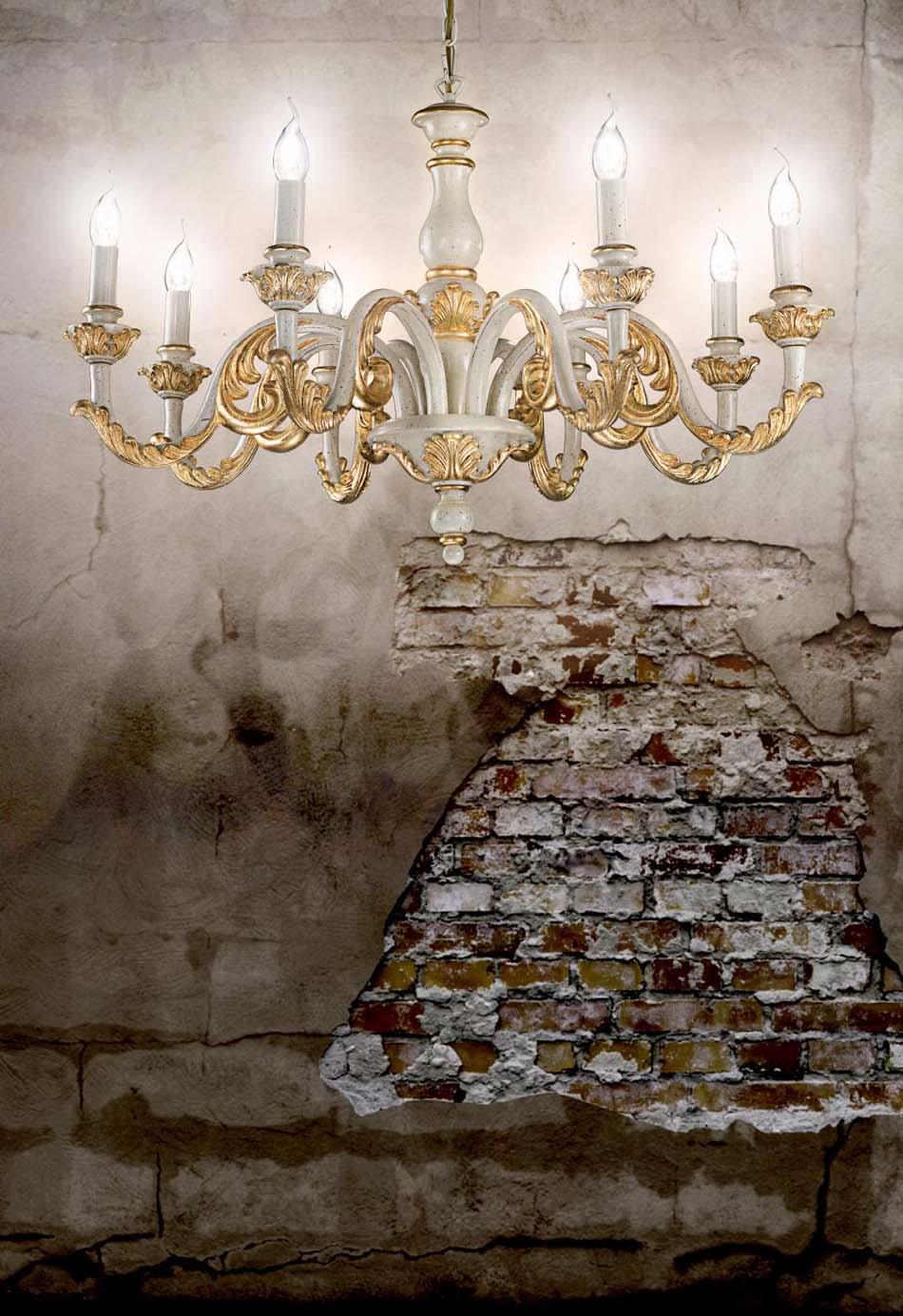 Lampade 53 sospensione Classico Ideal Lux Giglio – Bruni Arredamenti