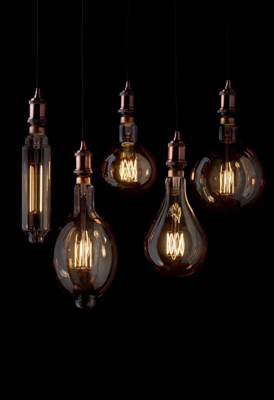 Lampade 54 sospensione Ideal Lux LED Vintage xl – Bruni Arredamenti
