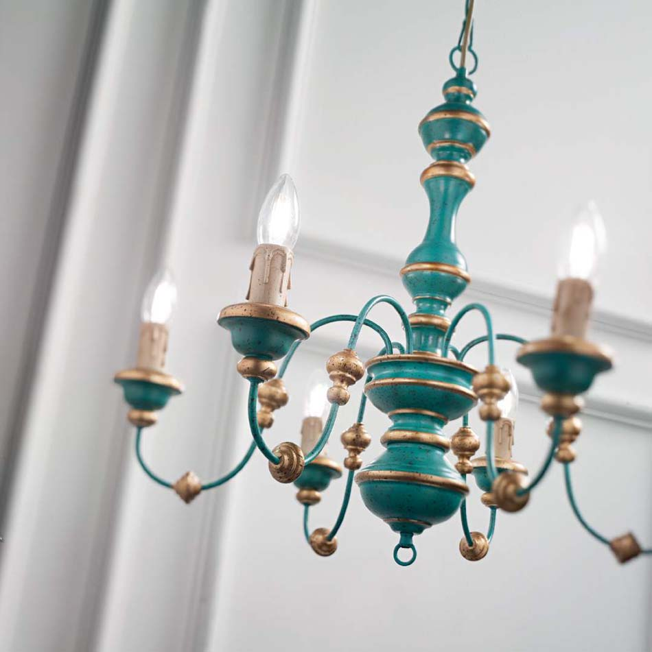 Lampade 59 sospensione Classico Ideal Lux Pisa – Bruni Arredamenti