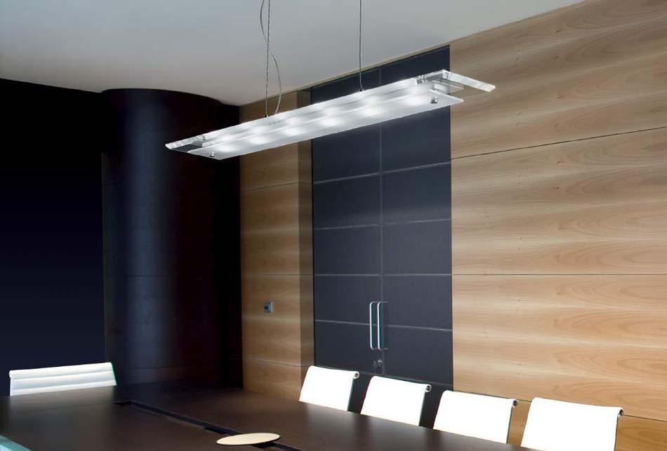 Lampade 66 sospensione Ideal Lux Office – Bruni Arredamenti