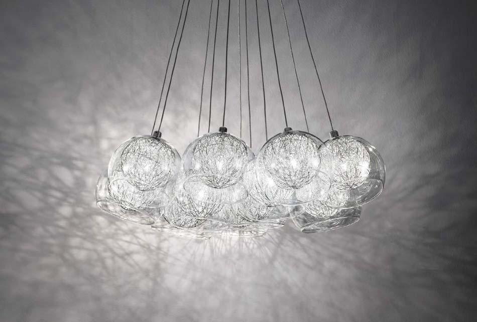 Lampade sospensione Ideal Lux Cin Cin – Bruni Arredamenti