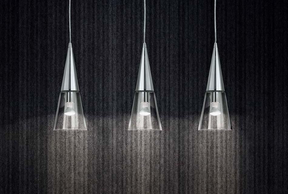 Lampade sospensione Ideal Lux Cono – Bruni Arredamenti
