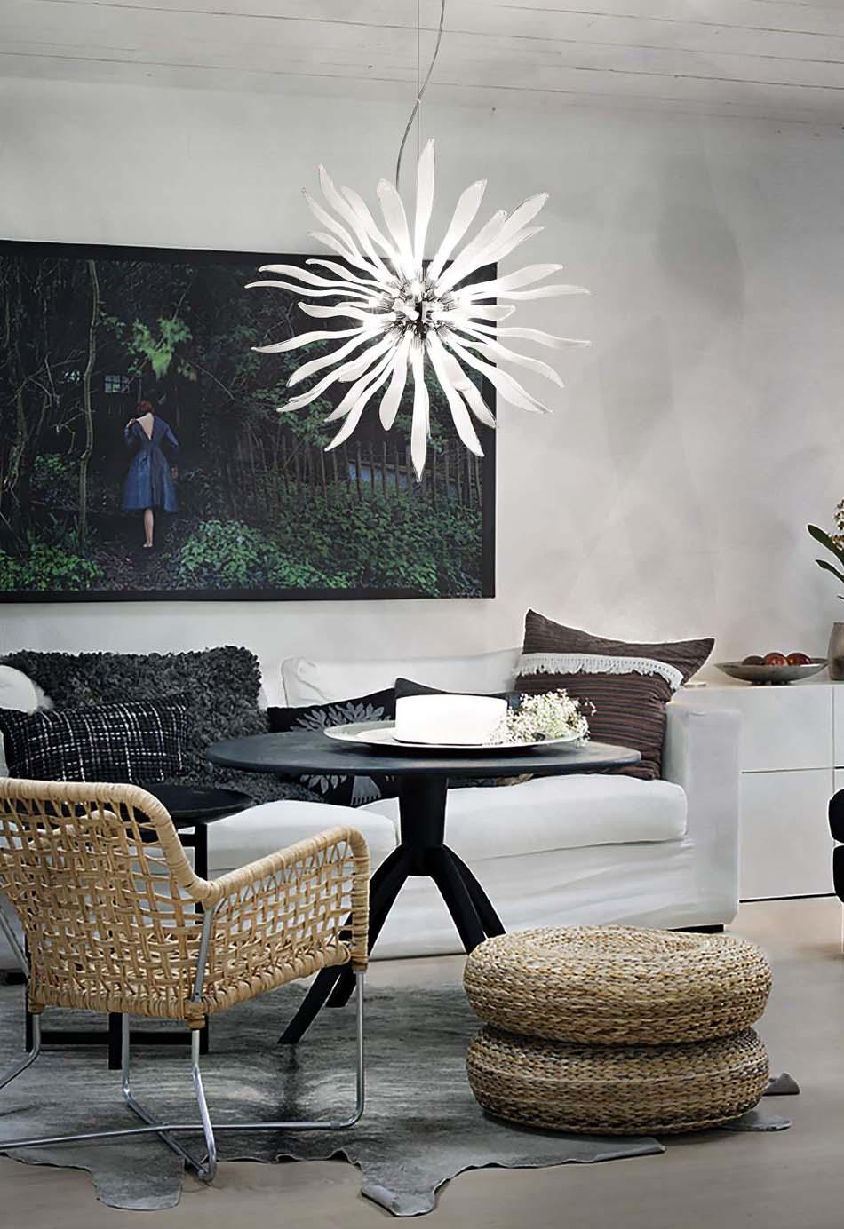 Lampade sospensione Ideal Lux Corallo – Bruni Arredamenti
