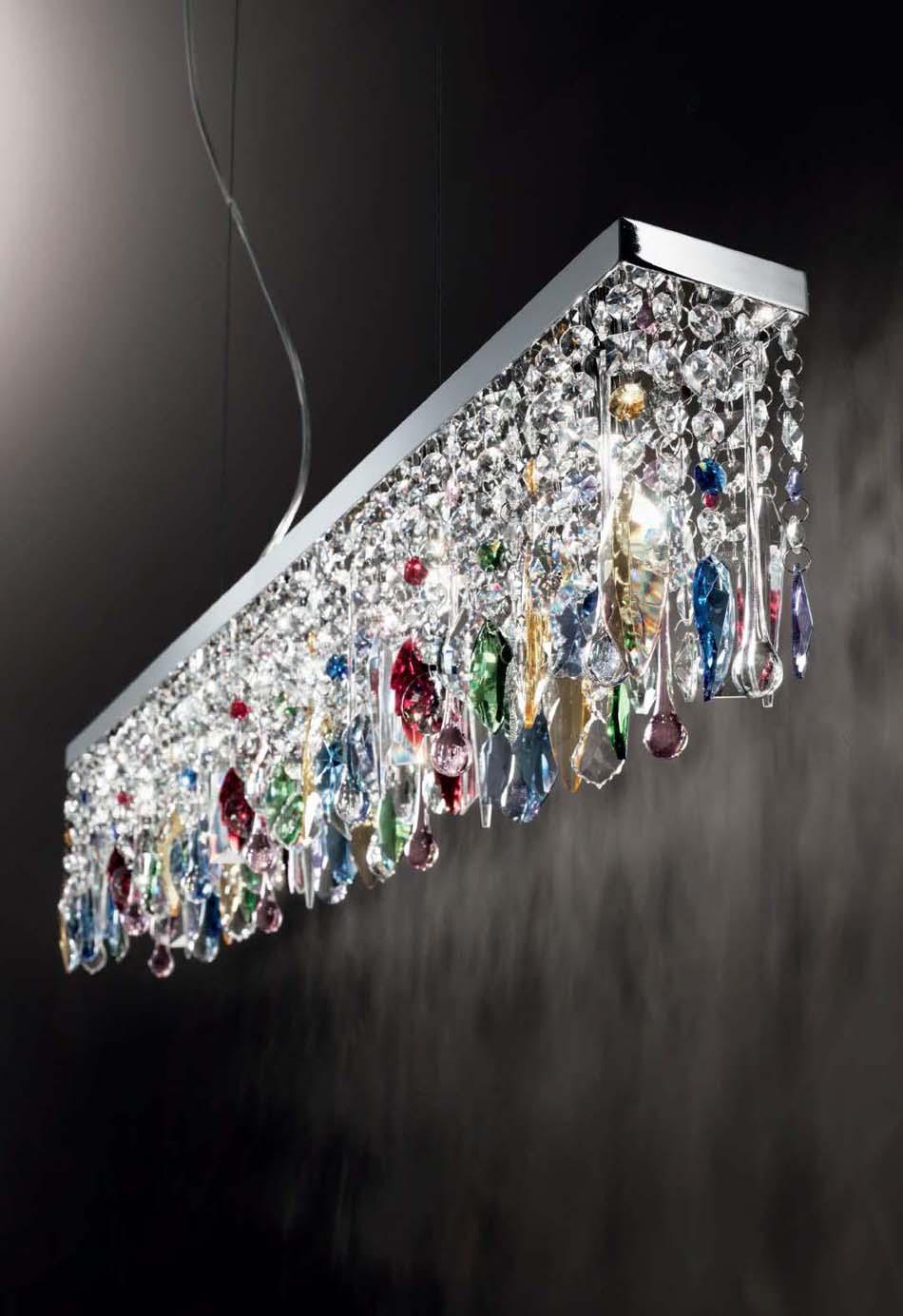 Lampade sospensione Ideal Lux Giada Color – Bruni Arredamenti