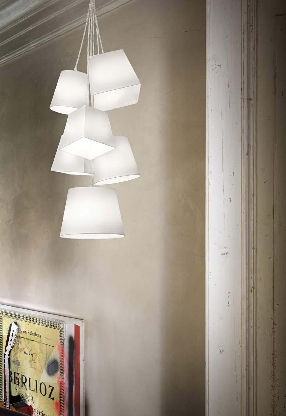 Lampade sospensione Ideal Lux Hats – Bruni Arredamenti