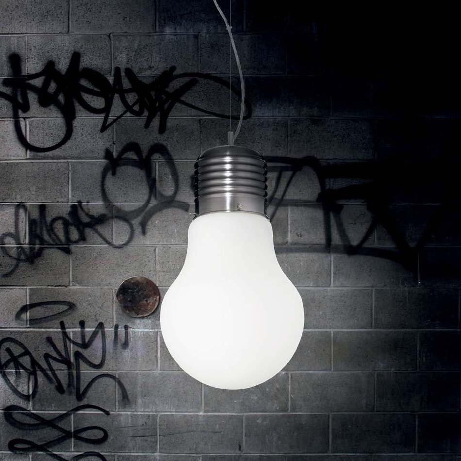 Lampade sospensione Ideal Lux Luce Bianco – Bruni Arredamenti