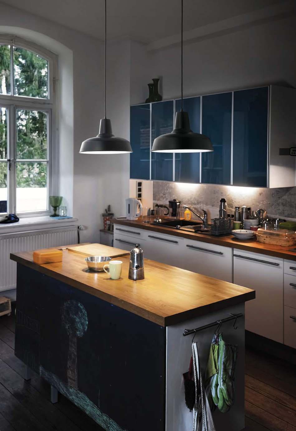 Lampade sospensione Ideal Lux Moby – Bruni Arredamenti