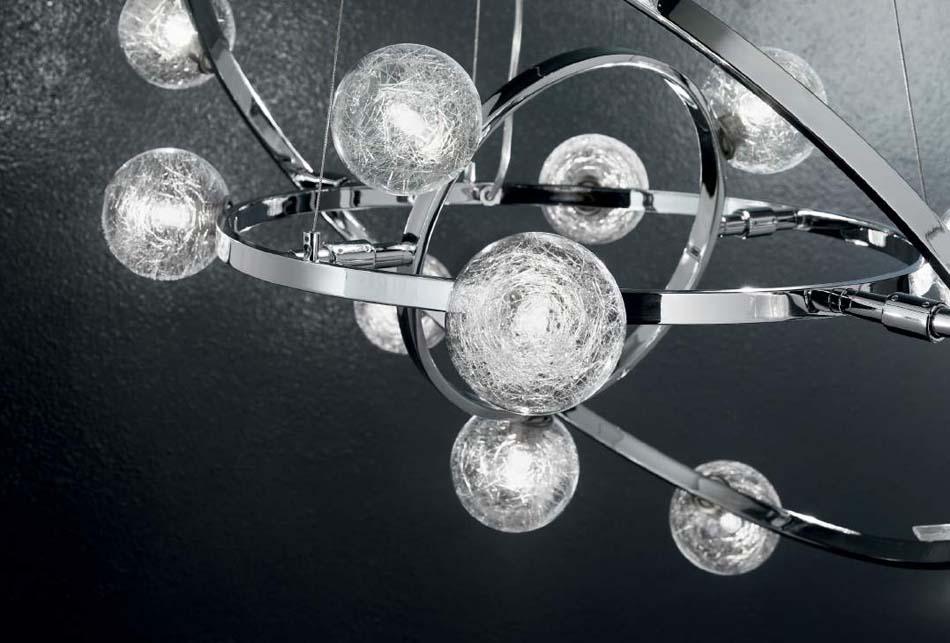 Lampade sospensione Ideal Lux Orbital – Bruni Arredamenti