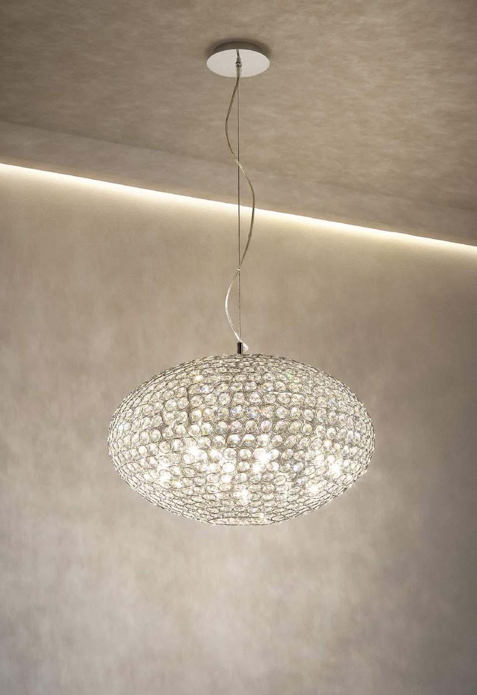 Lampade sospensione Ideal Lux Orion – Bruni Arredamenti