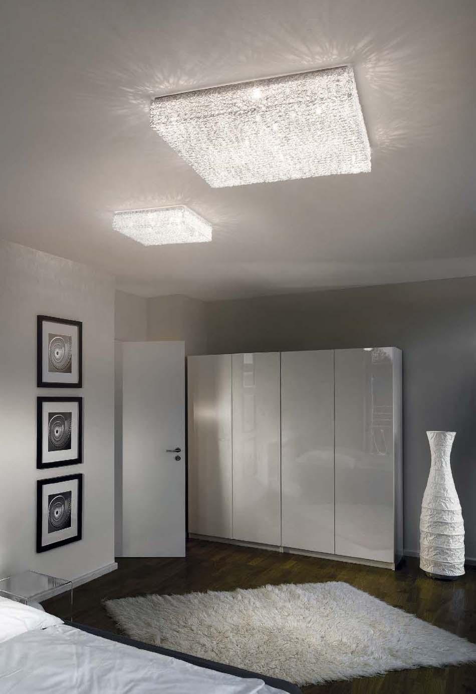 Lampade sospensione Ideal Lux Quadro – Bruni Arredamenti