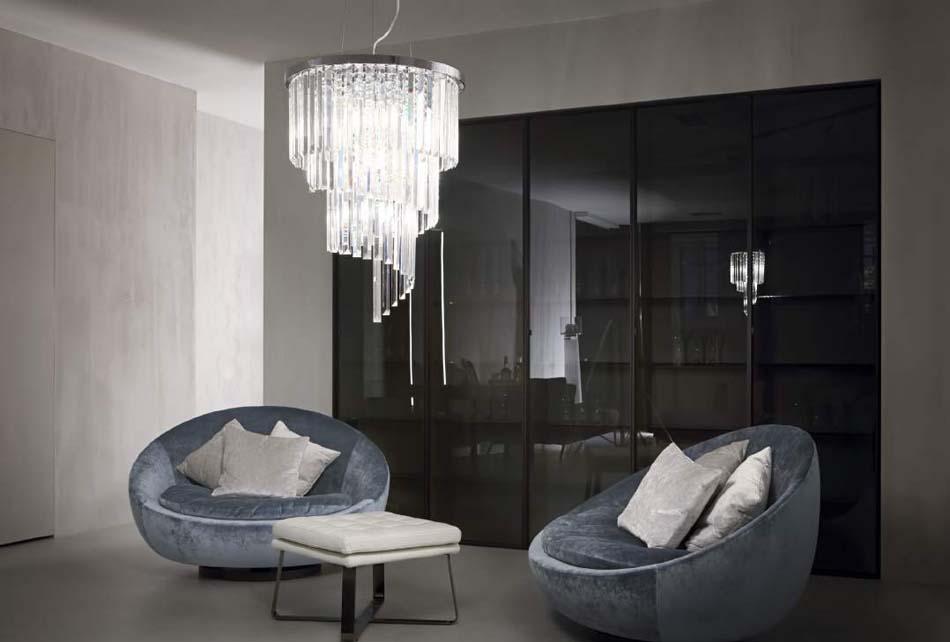 Lampade sospensione Ideal Lux carlton – Bruni Arredamenti
