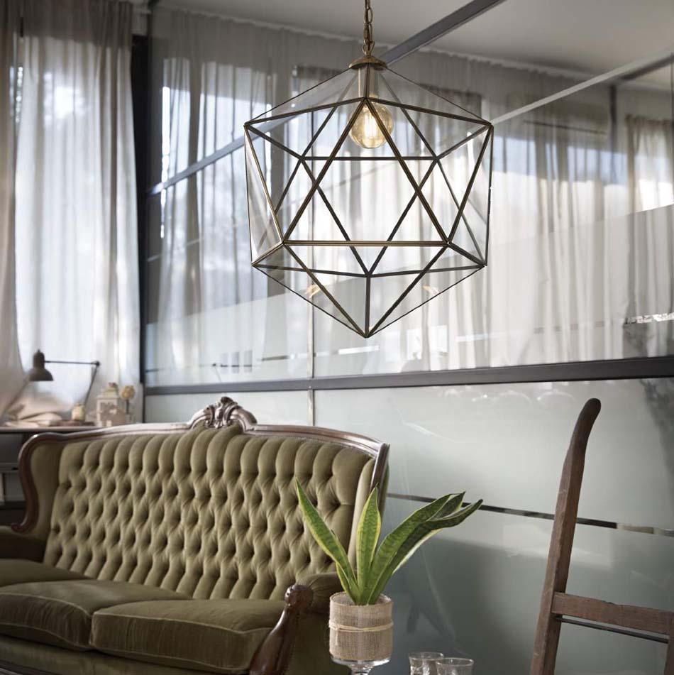 Lampade sospensione Ideal Lux deca – Bruni Arredamenti