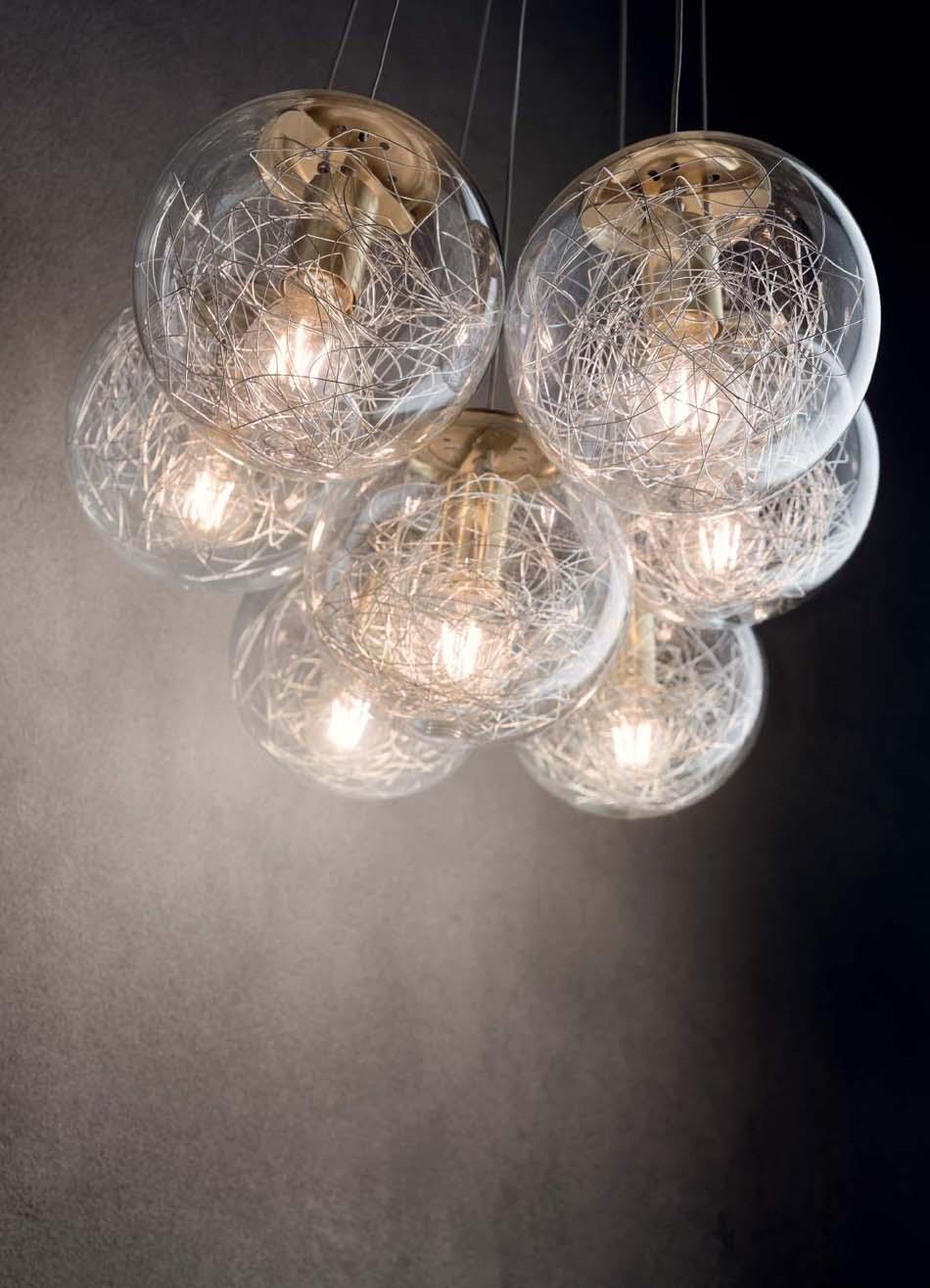 Lampade sospensione Ideal Lux mapa sat – Bruni Arredamenti