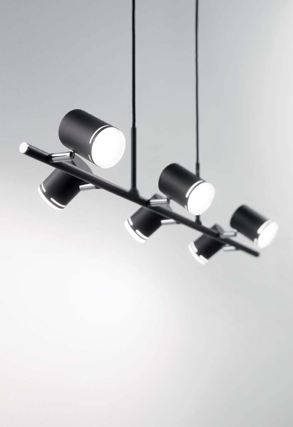 Lampade sospensione Ideal Lux shots – Bruni Arredamenti