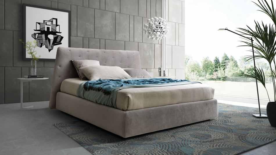 Le Comfort 06 – Letti Moderni Atrium – Bruni Arredamenti