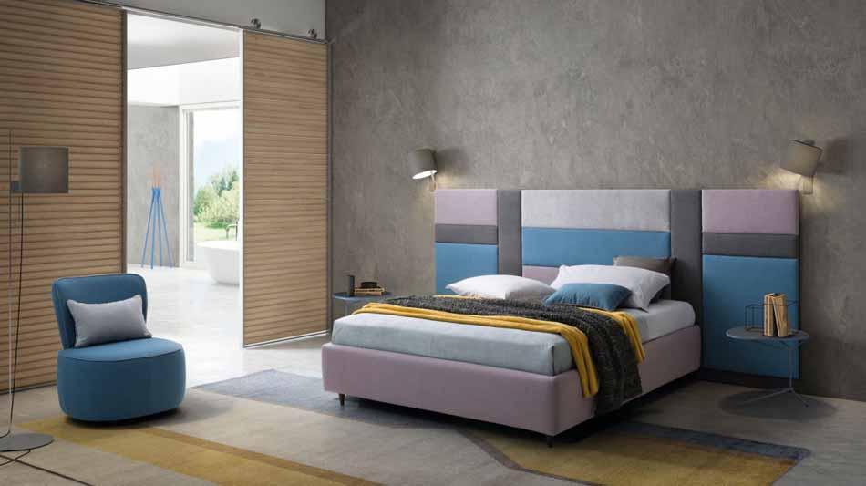 Le Comfort 08- Letti Moderni Ground – Bruni Arredamenti