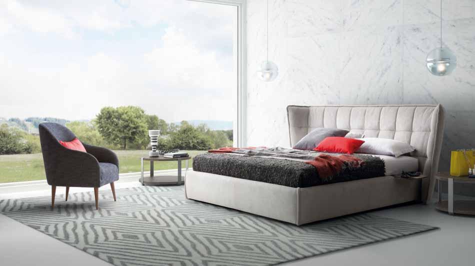 Le Comfort 10 Letti Moderni Aspen – Bruni Arredamenti