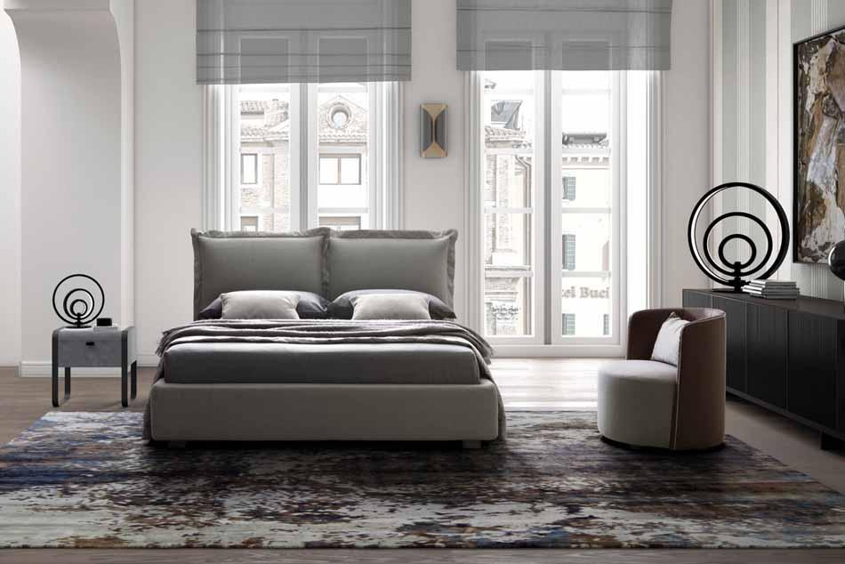Le Comfort 15 Letti Moderni Catlin – Bruni Arredamenti