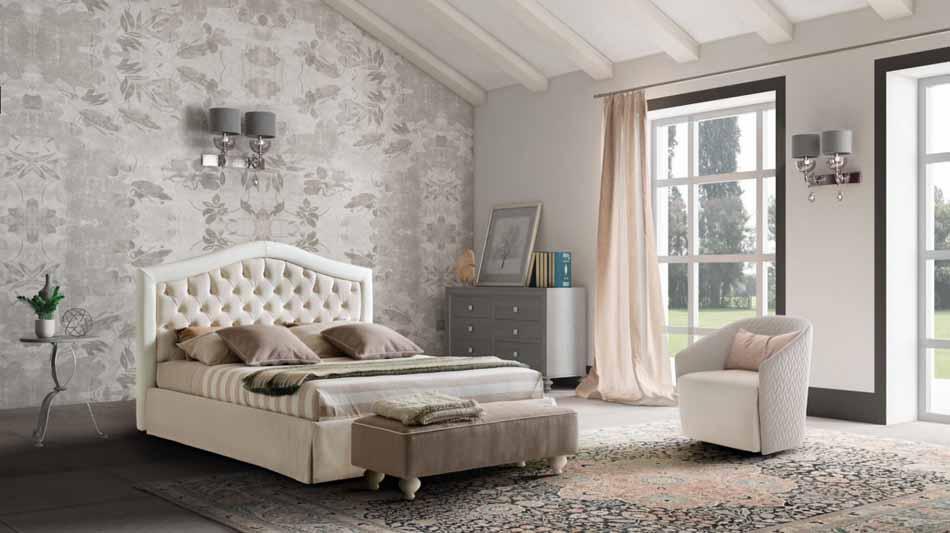 Le Comfort 19 Letti Moderni dama- Bruni Arredamenti