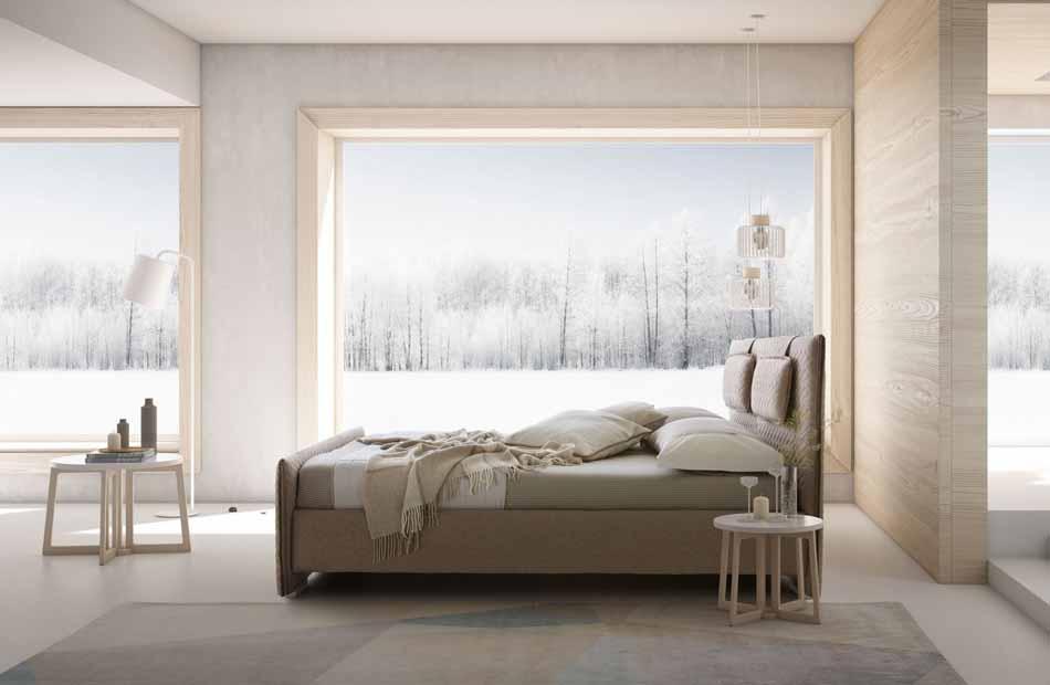 Le Comfort 22 Letti Moderni Evergreen – Bruni Arredamenti