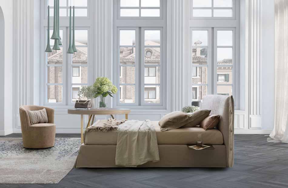 Le Comfort 26 Letti Moderni Giselle – Bruni Arredamenti