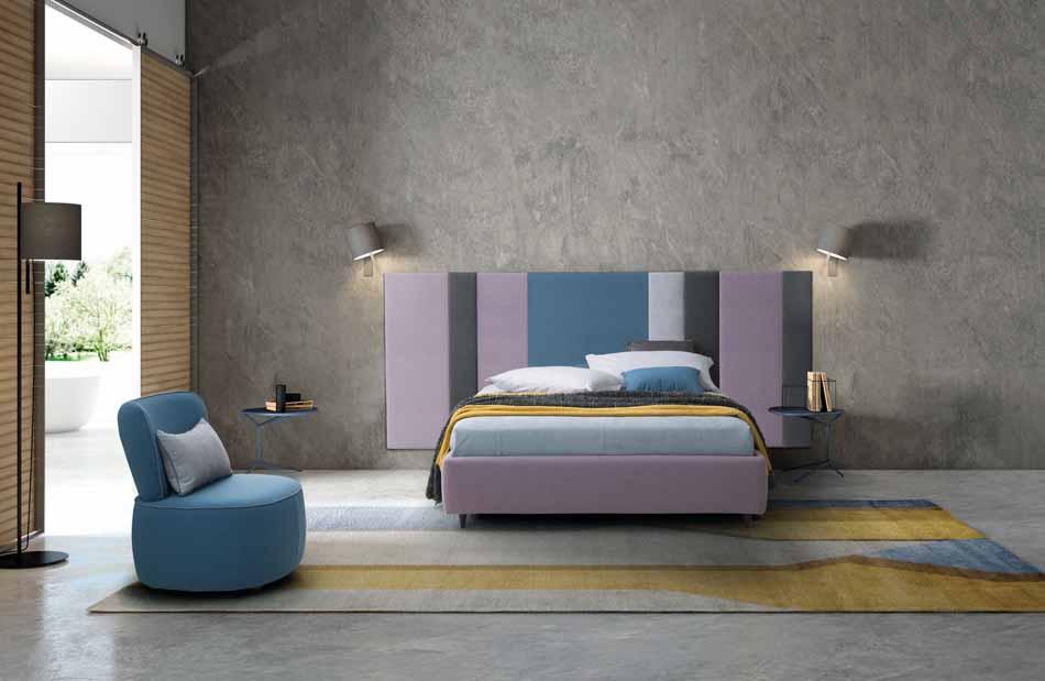 Le Comfort 27 Letti Moderni Ground – Bruni Arredamenti