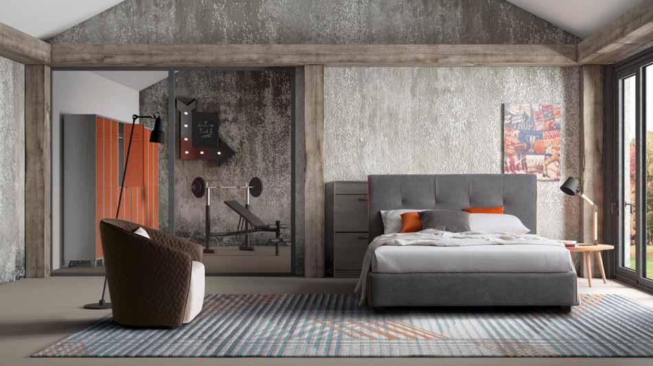 Le Comfort 34 Letti Moderni Love – Bruni Arredamenti