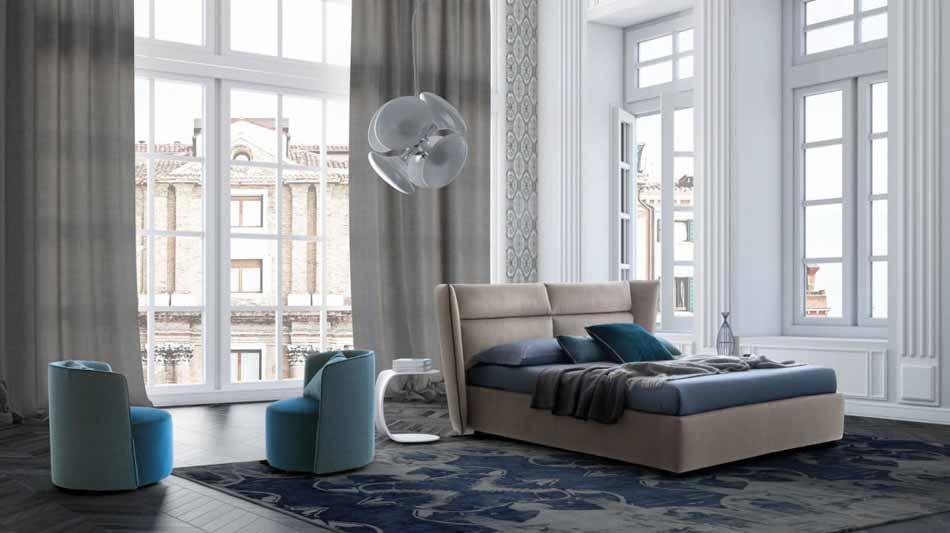 Le Comfort 38 Letti Moderni Pasodoble – Bruni Arredamenti