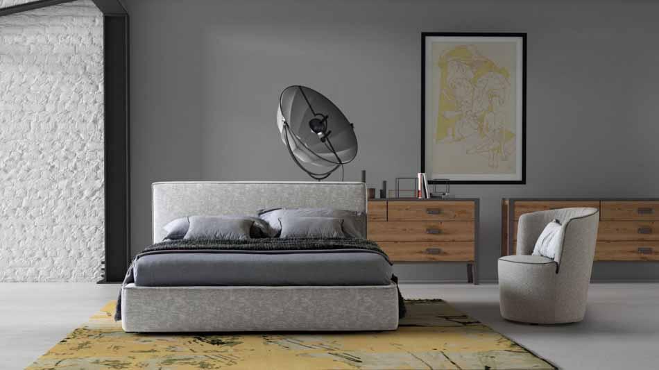 Le Comfort 42 Letti Moderni Ipanema – Bruni Arredamenti