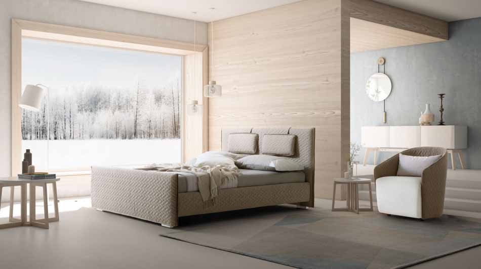 Le Comfort 57 Letti Moderni Evergreen – Bruni Arredamenti