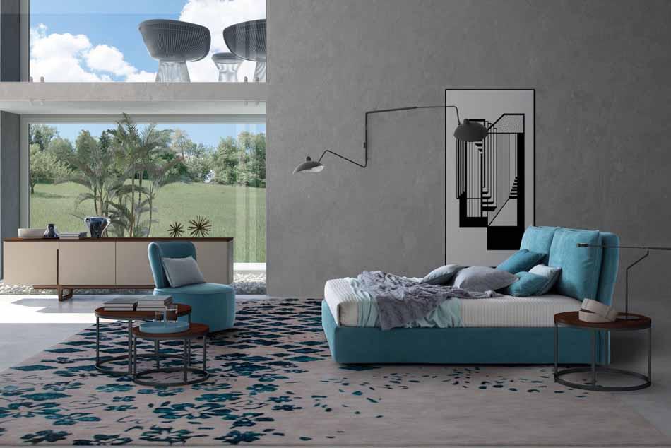 Le Comfort 58 Letti Moderni Fris – Bruni Arredamenti