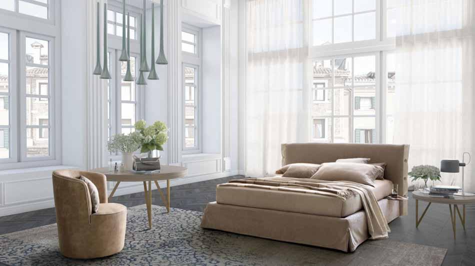 Le Comfort 61 Letti Moderni Giselle – Bruni Arredamenti