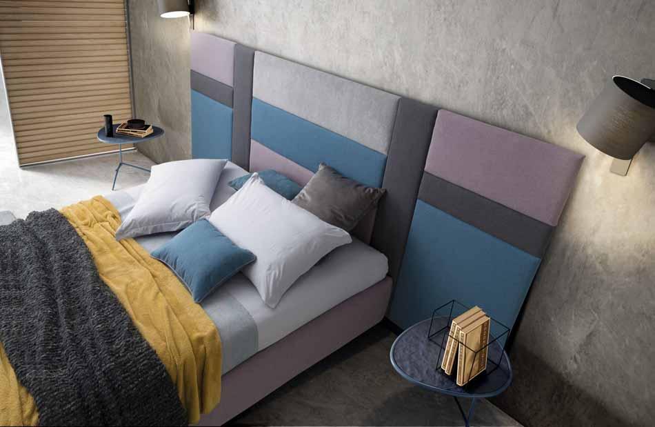 Le Comfort 62 Letti Moderni Ground Bruni Arredamenti
