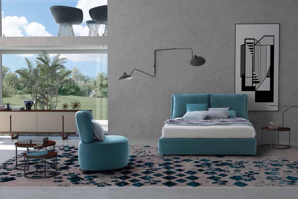 Le Comfort 63 Letti Moderni Fris – Bruni Arredamenti