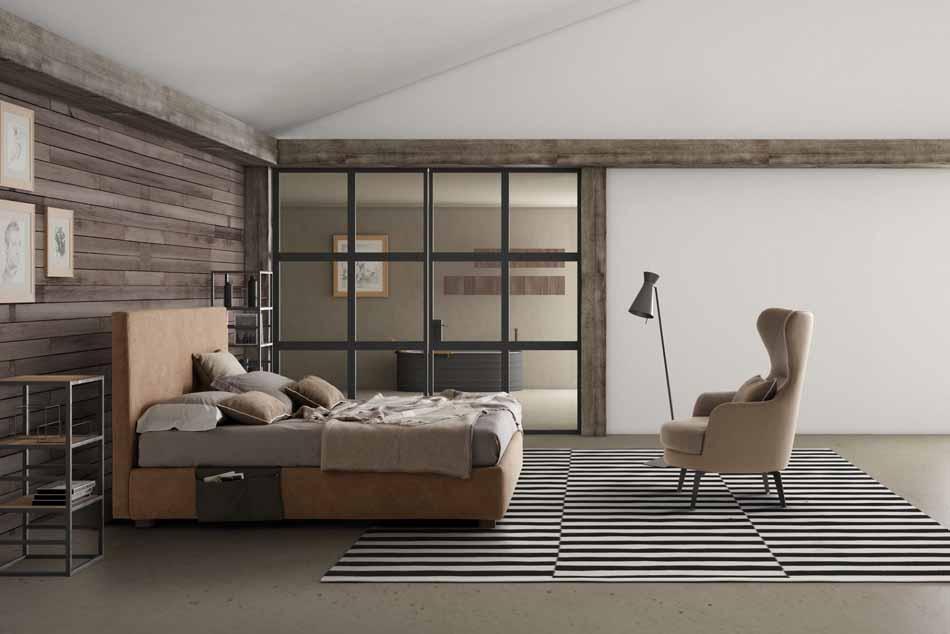 Le Comfort 65 Letti Moderni Illy – Bruni Arredamenti