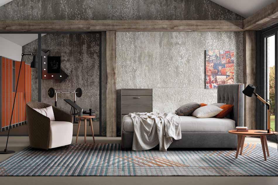 Le Comfort 67 Letti Moderni Love – Bruni Arredamenti