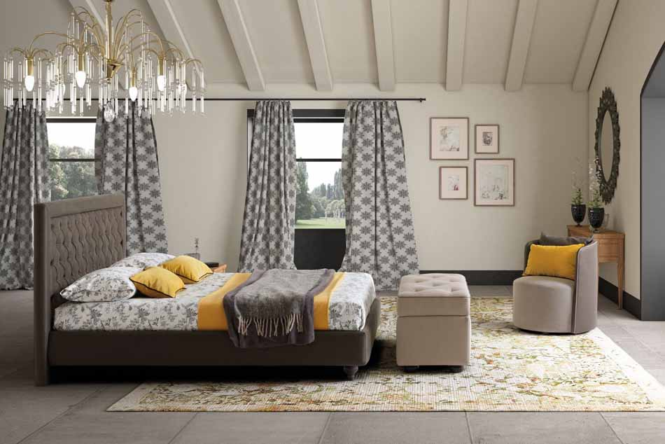 Le Comfort 69 Letti Moderni Monet – Bruni Arredamenti