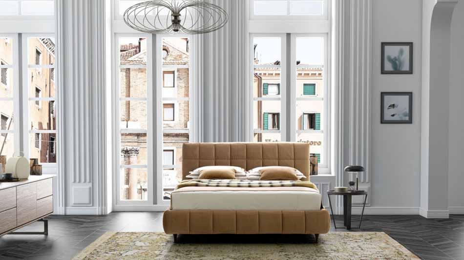 Le Comfort 70 Letti Moderni Orazio – Bruni Arredamenti