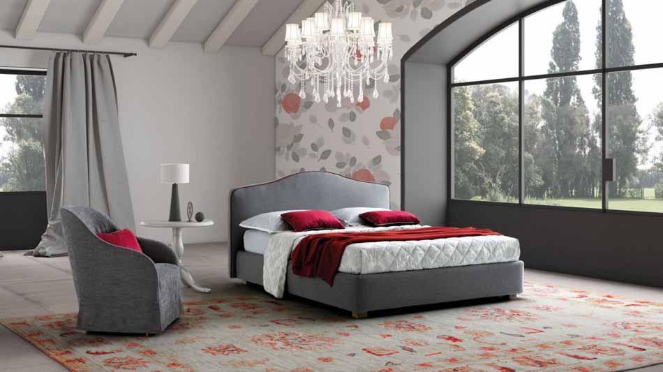 Le Comfort 74 Letti Moderni Rosa – Bruni Arredamenti