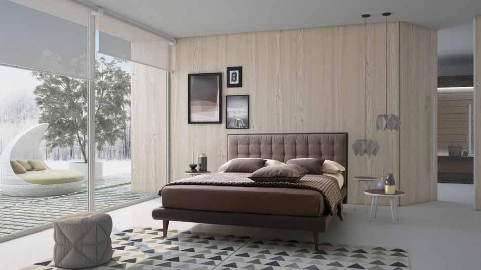 Le Comfort 76 Letti Moderni Smith – Bruni Arredamenti