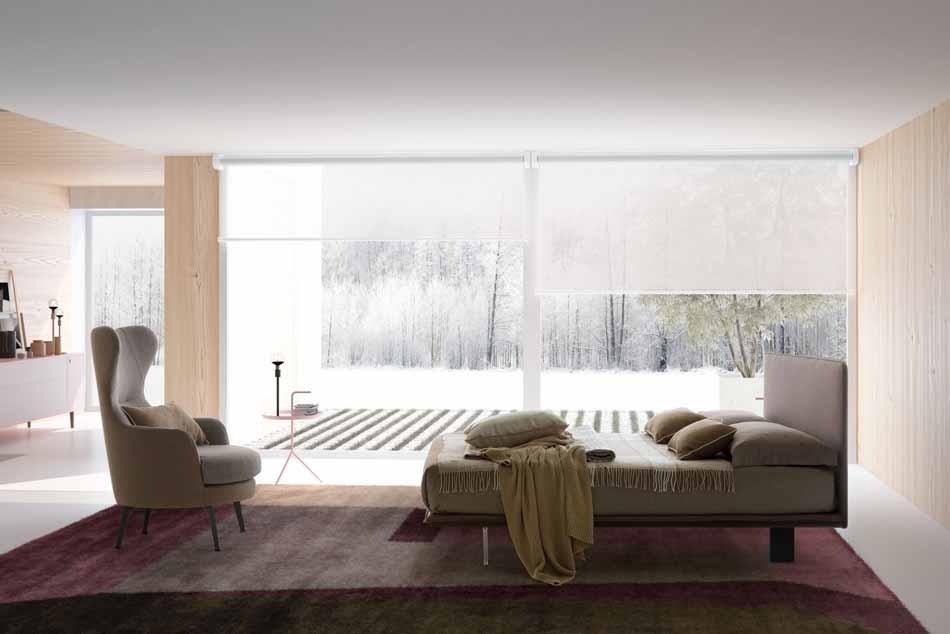 Le Comfort 77 Letti Moderni Snap – Bruni Arredamenti